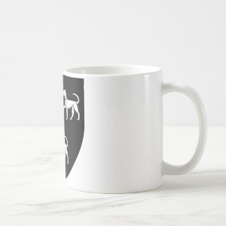 Arms of the Horner family of Wells Classic White Coffee Mug