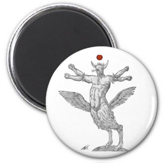 Arms Race 2 Inch Round Magnet
