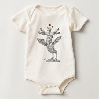 Arms Race Baby Bodysuit