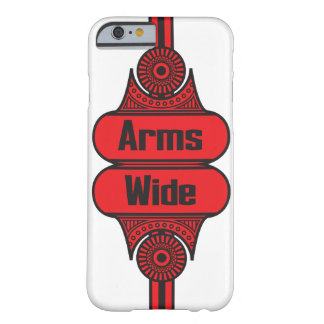 Arms Wide Barely There iPhone 6 Case
