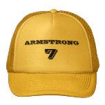 Armstrong 7 gorra