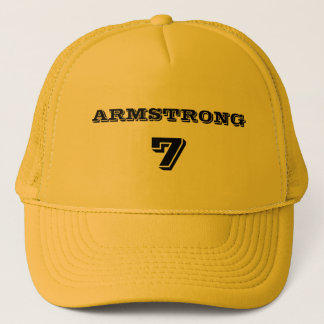 Armstrong 7 trucker hat