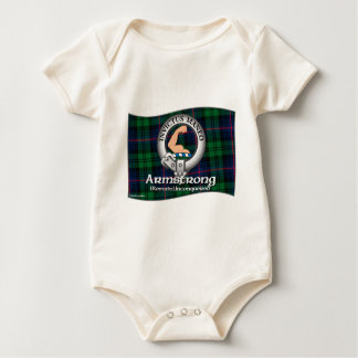 Armstrong Clan Baby Bodysuit
