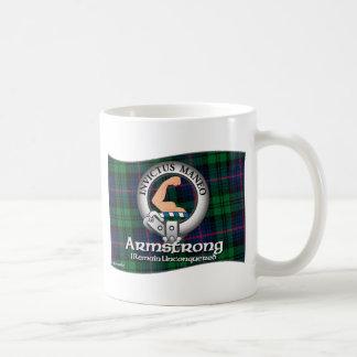 Armstrong Clan Coffee Mug