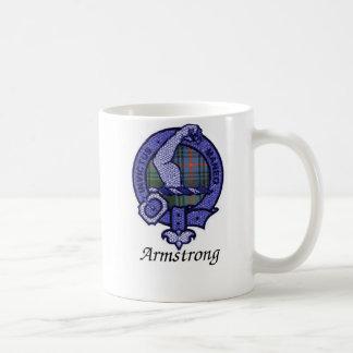 Armstrong Clan Crest Coffee Mug