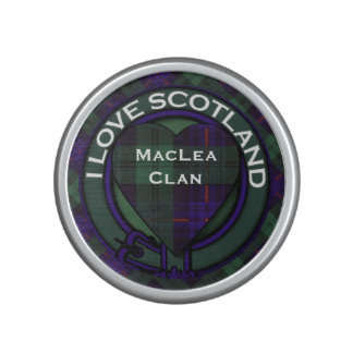 Armstrong clan Plaid Scottish tartan Bluetooth Speaker