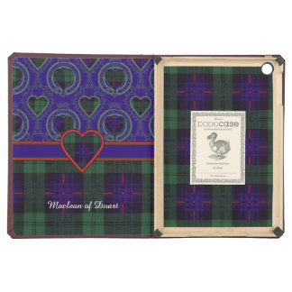 Armstrong clan Plaid Scottish tartan Cover For iPad Air