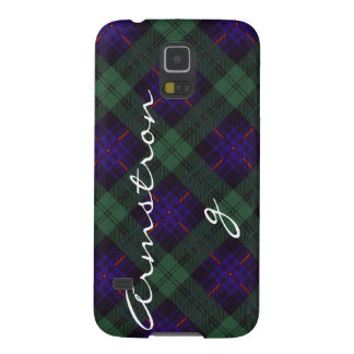 Armstrong clan Plaid Scottish tartan Galaxy S5 Case