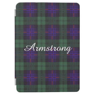 Armstrong clan Plaid Scottish tartan iPad Air Cover