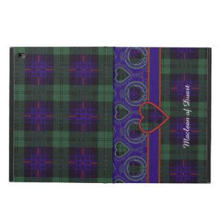 Armstrong clan Plaid Scottish tartan Powis iPad Air 2 Case