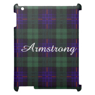 Armstrong clan Plaid Scottish tartan Case For The iPad 2 3 4