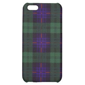 Armstrong clan Plaid Scottish tartan iPhone 5C Cases