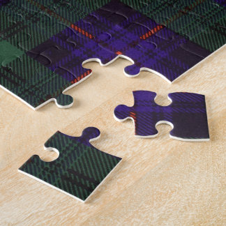 Armstrong clan Plaid Scottish tartan Jigsaw Puzzle