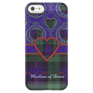 Armstrong clan Plaid Scottish tartan Permafrost® iPhone SE/5/5s Case