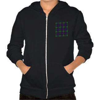 Armstrong clan Plaid Scottish tartan Hooded Sweatshirt