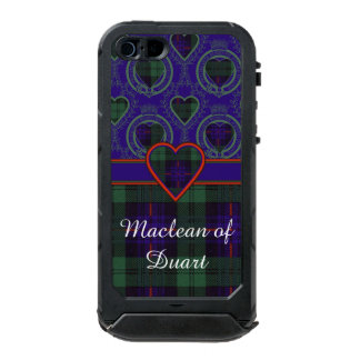 Armstrong clan Plaid Scottish tartan Waterproof iPhone SE/5/5s Case