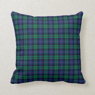 Armstrong Clan Tartan Throw Pillow