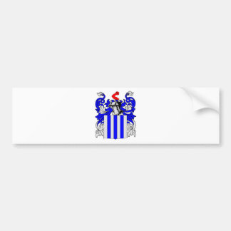 Armstrong Coat of Arms Bumper Sticker