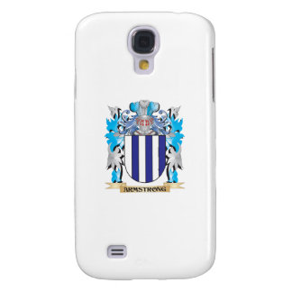 Armstrong Coat Of Arms Galaxy S4 Covers