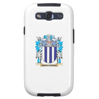 Armstrong Coat Of Arms Samsung Galaxy SIII Cases