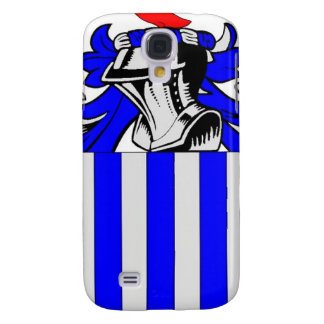 Armstrong Coat of Arms Samsung Galaxy S4 Case