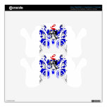 Armstrong Coat of Arms Decal For PS3 Controller
