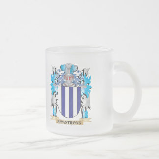 Armstrong Coat Of Arms Coffee Mugs