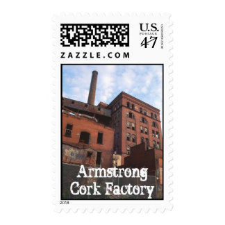 Armstrong Cork Factory, Armstrong Cork Factory Postage