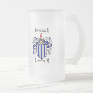 ARMSTRONG FAMILY CREST -  ARMSTRONG COAT OF ARMS COFFEE MUGS