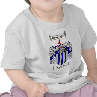 ARMSTRONG FAMILY CREST -  ARMSTRONG COAT OF ARMS T SHIRT