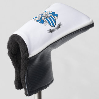 Armstrong Family Crest Coat of Arms Golf Head Cover