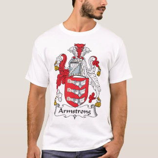 Armstrong Family Crest T-Shirt