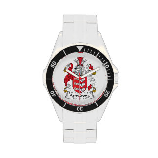 Armstrong Family Crest Watch