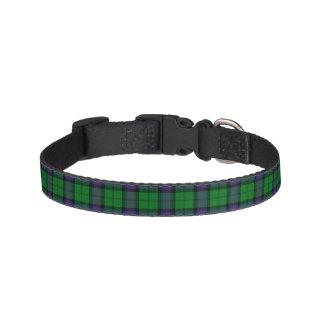 Armstrong Family Tartan Pet Collar