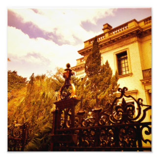 Armstrong House, Savannah Photo Print