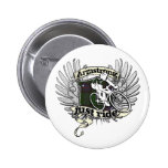 Armstrong Just Ride Pinback Buttons