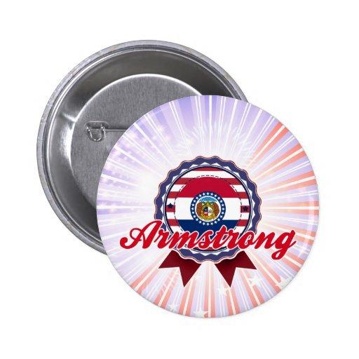 Armstrong, MES Pins
