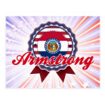 Armstrong, MES Tarjetas Postales