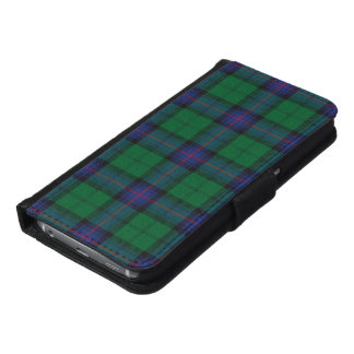 Armstrong Plaid Wallet Phone Case For Samsung Galaxy S6