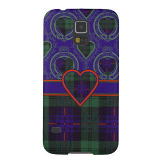 Armstrong Scottish clan tartan - Plaid Case For Galaxy S5
