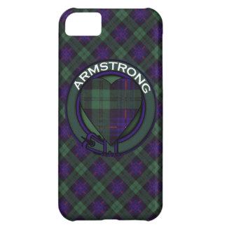 Armstrong Scottish Tartan iPhone 5C Cover