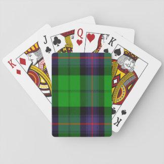 Armstrong Scottish Tartan Playing Cards