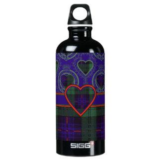 Armstrong Scottish Tartan Water Bottle