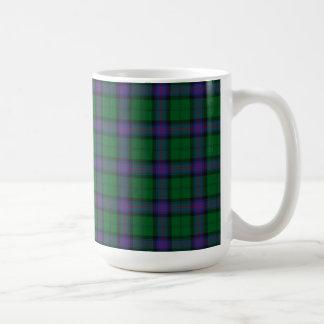 Armstrong Tartan Mug Basic White Mug