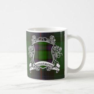 Armstrong Tartan Shield Coffee Mug