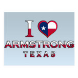 Armstrong, Tejas Tarjetas Postales