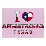 Armstrong, Texas Greeting Card