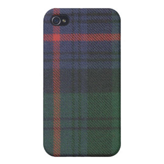 Armstrong Weathered Tartan iPhone 4 Case