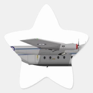 Armstrong Whitworth AW-650 Argosy 400400 Star Sticker