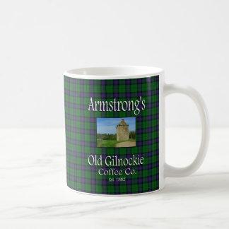 Armstrong's Old Gilnockie Coffee Co. Coffee Mug